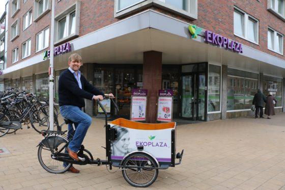 Ekoplaza-supermarkten succesvol met nieuwe winkelbevoorrading