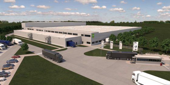 Goodman bouwt wederom distributiecentrum voor BMW