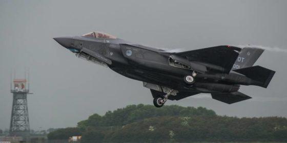 Nederland wil hoofdrol bij Europese logistiek F-35