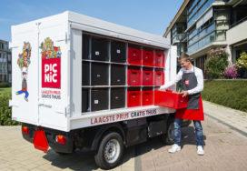 Picnic ontpopt zich tot logistieke dienstverlener via Wehkamp