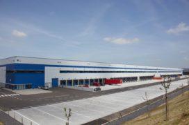 EDC-uitbreiding van Skechers in Luik opgeleverd