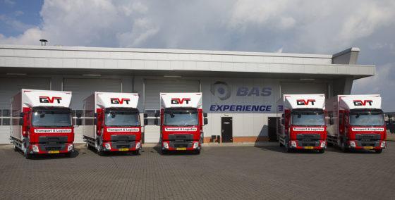 Logistieke dienstverlener GVT investeert in Volvo