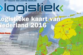Wat is de Logistieke Kaart (hotspots) van Nederland?