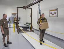 UPS opent trainingscentrum voor chauffeurs