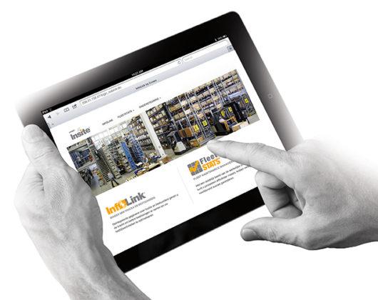 Online zicht houden op kosten heftruckinzet