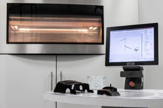 3d printing debuteert bij Mercedes