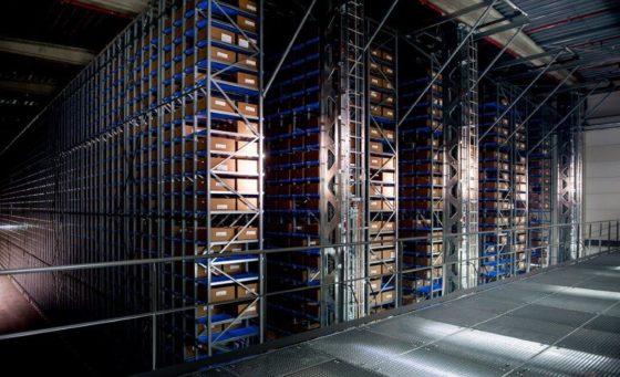 SKF breidt distributiecentrum uit met miniloadsysteem