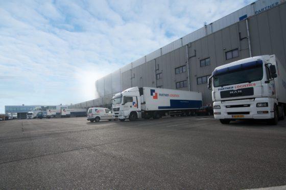 Amerikaanse reus koopt Partner Logistics