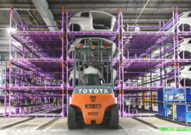 Toyota mag Vanderlande overnemen