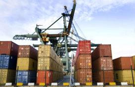 Export groeit bijna 2 procent in maart