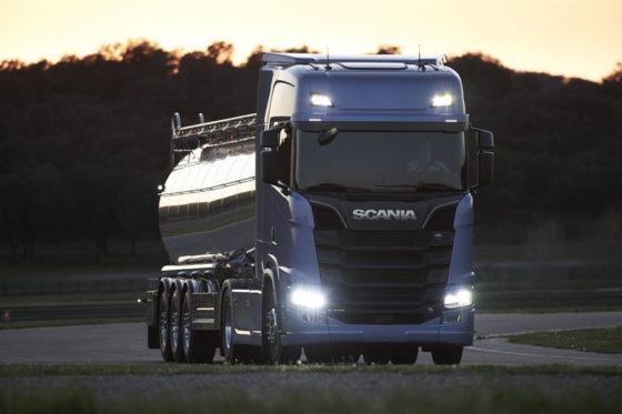 Scania introduceert nieuwe generatie trucks