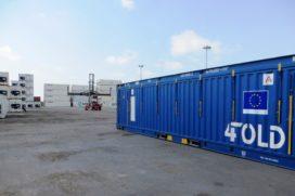 4FOLD inklapbare container gelanceerd