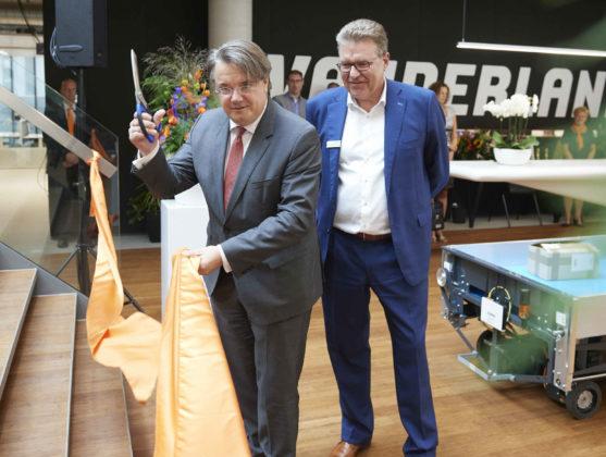 Vanderlande opent nieuw hoofdkantoor