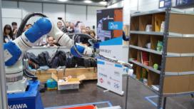 'Pickrobot moet met chaos kunnen omgaan'