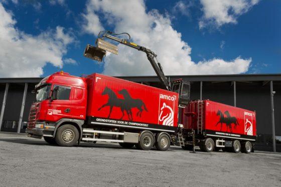 Grondstoffenleverancier CNC gaat voor transportoptimalisatie