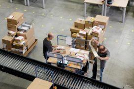'Limburg belangrijke hotspot voor Europese e-fulfilment'