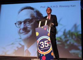 Ortec viert 35 jaar slim rekenwerk