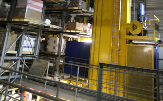 Astro WMS maakt hoogbouwmagazijn CB toekomstbestendig