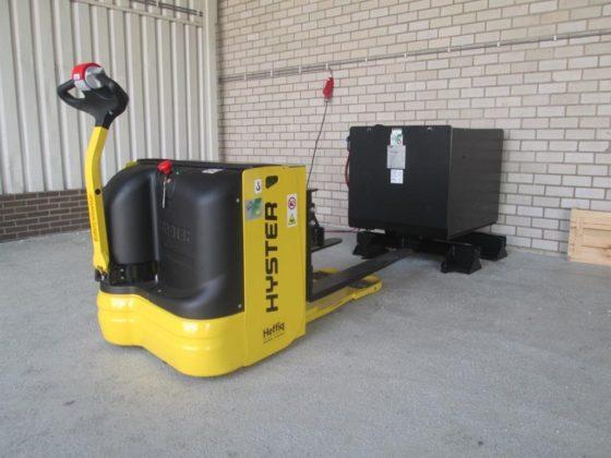 Hysterpallettruck 560x420