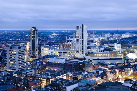 Eindhoven is wel brainport maar geen mainport