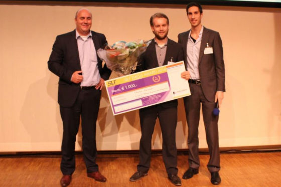 SLF: podium voor scriptieprijs en kennisuitwisseling