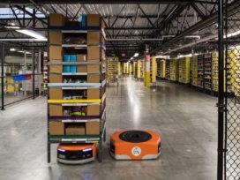 Robotisering groot gevaar voor logistieke banen