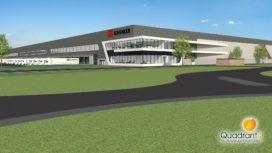 DB Schenker bouwt nieuw logistiek centrum in Venlo