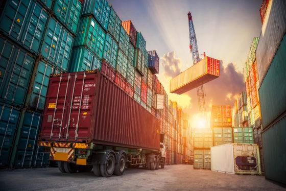 Transportprijzen en capaciteit dalen
