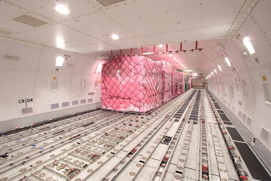 VCK Logistics stroomlijnt luchtvracht met FMS software