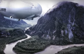 Amazon werkt aan vliegend fulfilment center