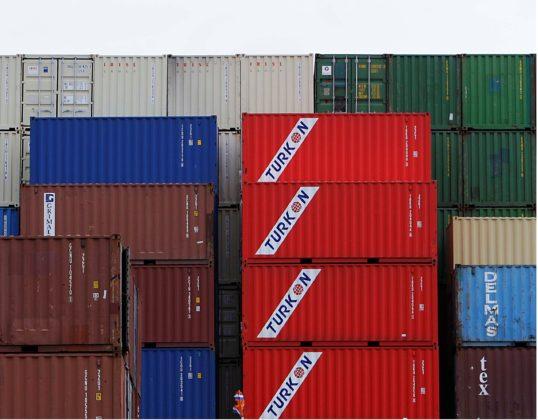 Binnenvaartterminal Tilburg test slimme containerscanner