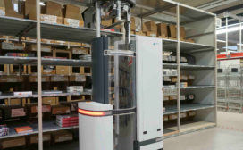Zalando test robots in distributiecentrum