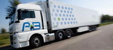 Bonden gaan acties voeren bij AB Transport