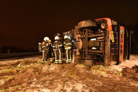 TVM: 'Meer ongevallen door tekort aan vrachtwagenchauffeurs'