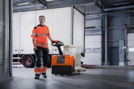 BT Levio LWE130 elektrische pallettruck: eenvoudig en intuïtief