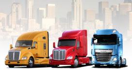 Paccar showt autonome en waterstof truck in VS