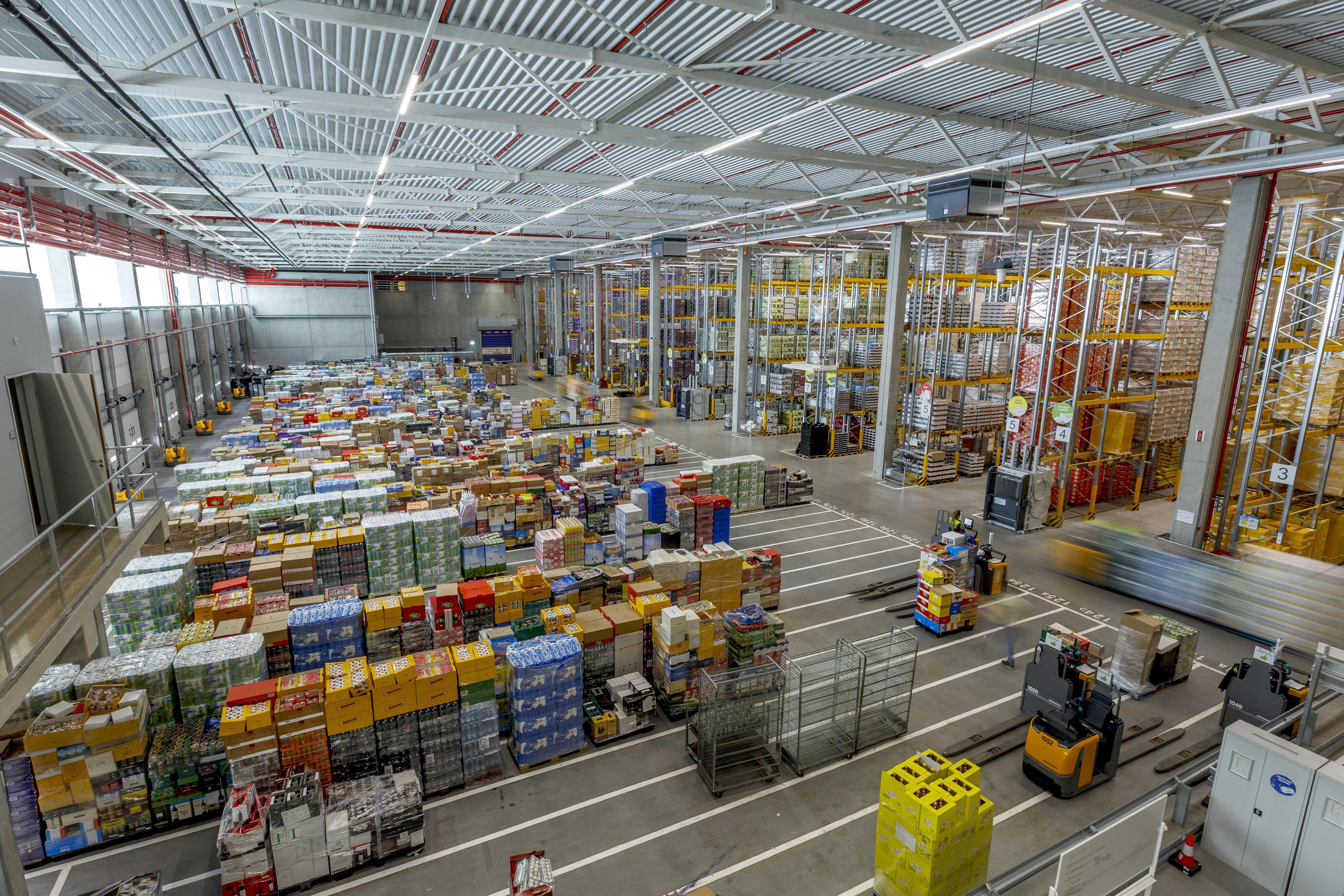 open sollicitatie lidl Lidl: 1.200 banen nieuw e commerce distributiecentrum Roosendaal  open sollicitatie lidl