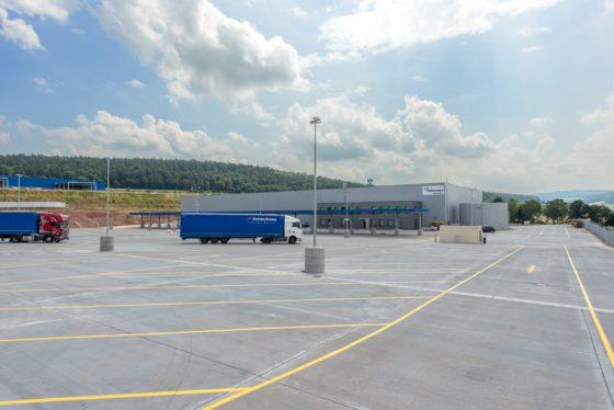 Palletways investeert 10 miljoen euro in Duitse hub