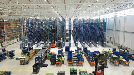 Scania centraliseert productie-onderdelen logistiek in Zwolle