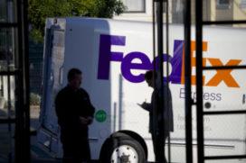 Groei e-commerce topt winstverwachting Fedex