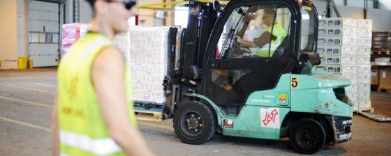 Noorse logistieke dienstverlener efficiënter dankzij Zetes-software