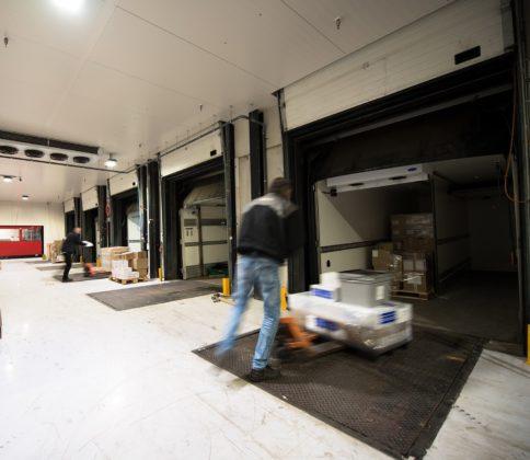 Fiege opent nieuw healthcare crossdock in Zaandam