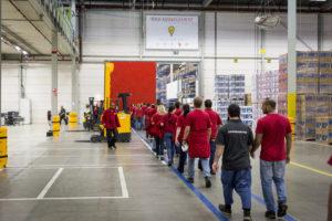 'Personeelstekort staat bedrijfsvoering logistiek sector in de weg'