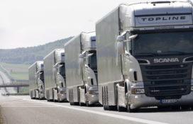 EATA wil pilot truck platooning Europoort