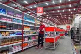 Picnic opent vijfde distributiecentrum in Rotterdam