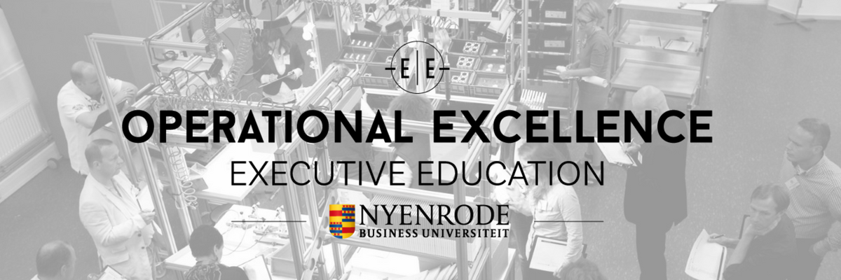 Masterclass Operational Excellence