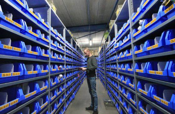 Nieuw distributiecentrum biedt erotische groothandel groeikansen