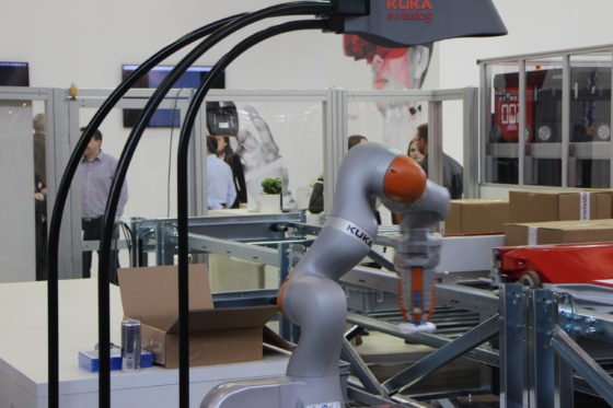 Logimat 2017: rise of the machines