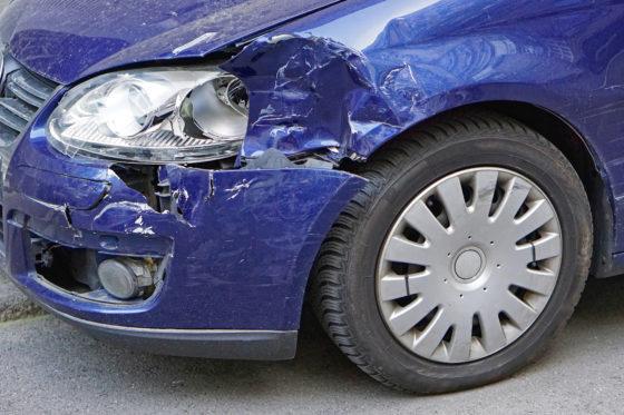 Bestelauto beschadigd na werktijd! Wat zijn de gevolgen?