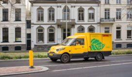 Deutsche Post zet aandeel Streetscooter in de etalage